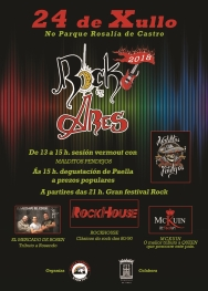III ROCK IN ARES 2018